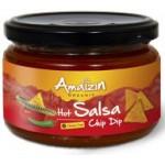 Sos salsa pikantny bezglutenowy BIO 260g Amaizin