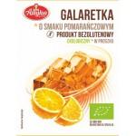 Galaretka o smaku pomarańczowym Bio 40g Amylon