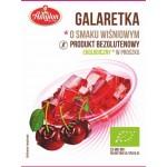 Galaretka o smaku wiśniowym Bio 40g Amylon