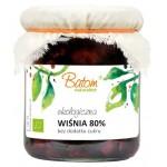 Dżem wiśniowy bez cukru BIO 270g Batom