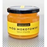 Miód Mokotowski lipowo-różowaty 420g Pszczelarium
