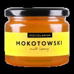 Miód Mokotowski lipowy 420g Pszczelarium