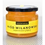 Miód Wilanowski kasztanowcowo-głogowy 420g Pszczelarium