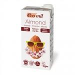 Napój migdałowo-waniliowy BIO Ecomil. Pakiet 12x1L