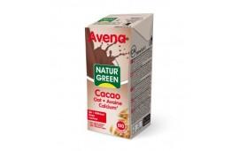 Napój owsiany czekoladowy z wapnem BIO 200ml NaturGreen
