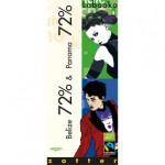 Czekolada Labooko Contest - Belize 72% & Panama 72% 2 x 32,5 g Zotter