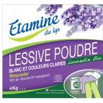 EDL proszek do prania tkanin białych i o trwałych kolorach organiczna lawenda 4 kg