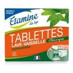 EDL Etamine du Lys certyfikowane tabletki do zmywarki bezzapachowe 50 szt
