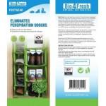 Bio4Fresh BUTY naturalny oczyszczacz powietrza do butów
