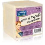 EDL Retro Tradycyjne oryginalne Mydło Marsylskie w kostce kremowe 300 g