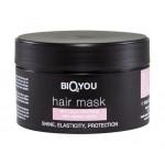 BIO2YOU HairPro regeneracyjna maska odżywcza do włosów z proteinami i aminokwasami jedwabiu 200 ml