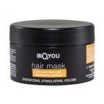 BIO2YOU HairPro regeneracyjna maska naprawcza do włosów z Kompleksem Hairdensyl i ekstraktem z czerwonej cebuli 200 ml