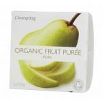 Deser owocowy gruszkowy BIO 200g Clearspring