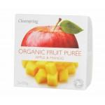 Deser owocowy jabłko - mango BIO 200g Clearspring