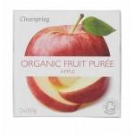 Deser owocowy jabłkowy BIO 200g Clearspring