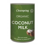 Kokosowa alternatywa mleka BIO 400ml Clearspring