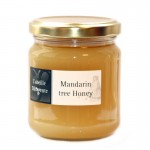 Miód hiszpański MANDARIN (mandarynkowy) 250 g L'abeille Diligente APIDIS