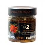 Miód z ziołami nr 2 MEDITERRANEAN (śródziemnomorski) 270 g APIDIS