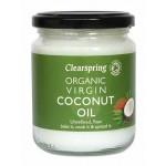 Olej kokosowy virgin BIO 222ml Clearspring