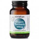 Organic Turmeric Viridian kurkuma