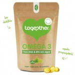Omega 3 Vegan 30 kapsułek Together