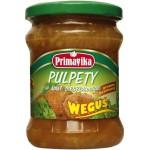 """Pulpety """"Wegusie"""" z sosie pieczeniowym 420g Primavika"""
