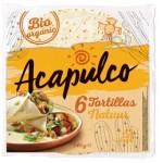 Tortilla BIO 240g (6 sztuk) Acapulco