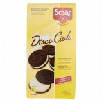 Disco ciok - ciastka z kremem mlecznym bezglutenowe 165g Schär