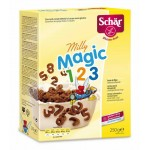 Milly magic - chrupki kakaowe bezglutenowe 250g Schär