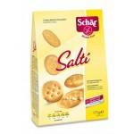 Salti - krakersy solone bezglutenowe 175g Schär
