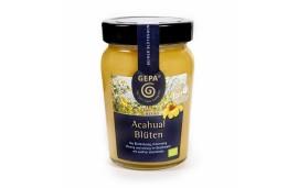 Miód Acahual (słonecznikowy) BIO 350g Gepa