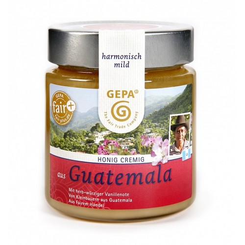 Miód Gwatemalski 500g Gepa