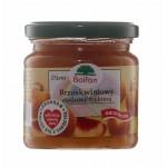 Dżem brzoskwiniowy słodzony fruktozą n/s dietetyczny 195g Biofan