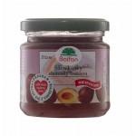 Dżem śliwkowy słodzony fruktozą 195g Biofan