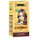 Ziołowa farba do włosów z henną, Popielaty Blond 120g Indus Valley