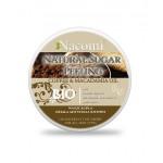 Naturalny peeling cukrowy z kawą i olejem macadamia, wyszczuplający, antycellulitowy 200ml Nacomi