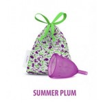 Kubeczek menstruacyjny kolor: Summer Plum rozmiar S Lady Cup