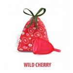 Kubeczek menstruacyjny kolor: Wild Cherry rozmiar S Lady Cup