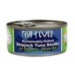 Tuńczyk w kawałkach w ekologicznym oleju kokosowym ze zrównoważonych połowów 160g Fish4ever