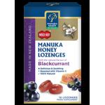 Cukierki z Miodem Manuka MGO™ 400 i witaminą C o smaku czarnej porzeczki Manuka Health