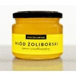 Miód Żoliborski lipowo-winobluszczowy 420g Pszczelarium
