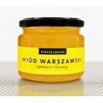 Miód Warszawski rzepakowo-śliwowy 420g Pszczelarium