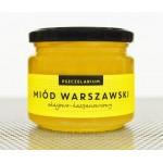 Miód Warszawski akacjowo-kasztanowcowy 420g Pszczelarium